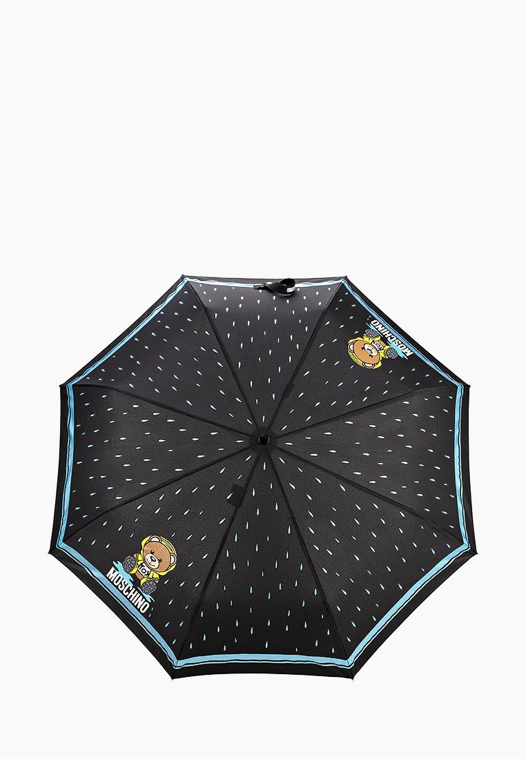 Зонт Moschino 8058-opencloseA