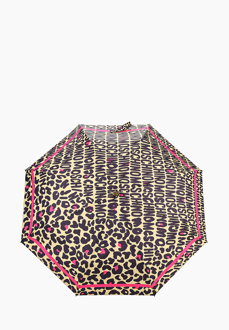 Зонт Moschino 8013-opencloseD