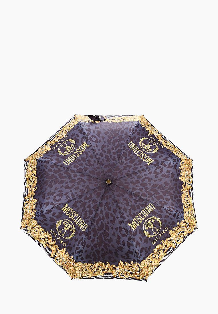 Зонт Moschino 8009-opencloseA