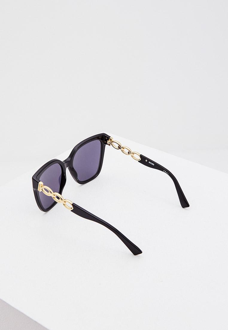 Женские солнцезащитные очки Moschino MOS098/S: изображение 3