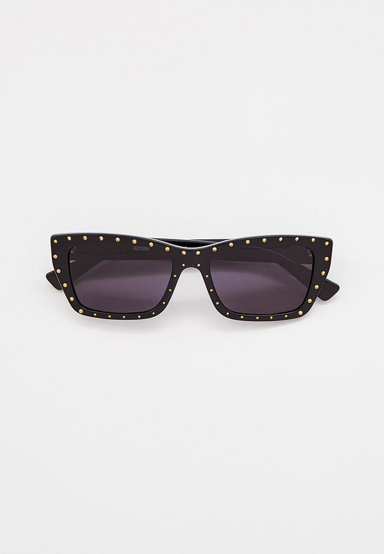 Женские солнцезащитные очки Moschino MOS092/S