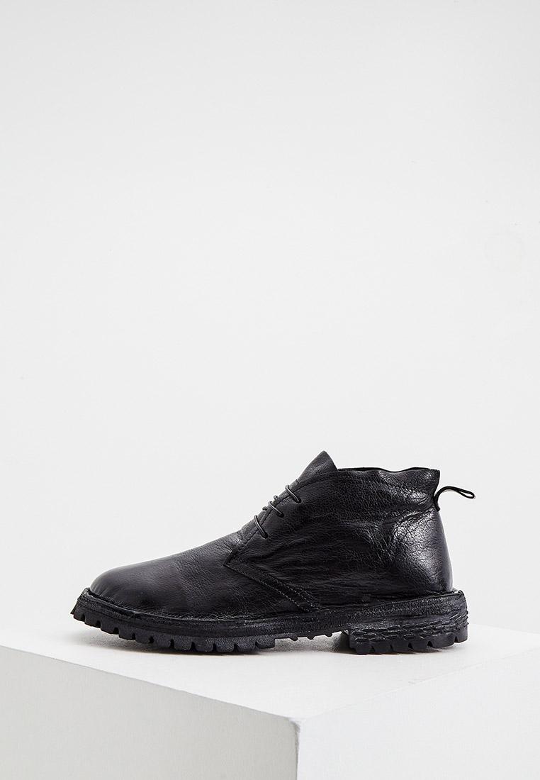 Мужские ботинки Moma (Мома) 2bw104-bt