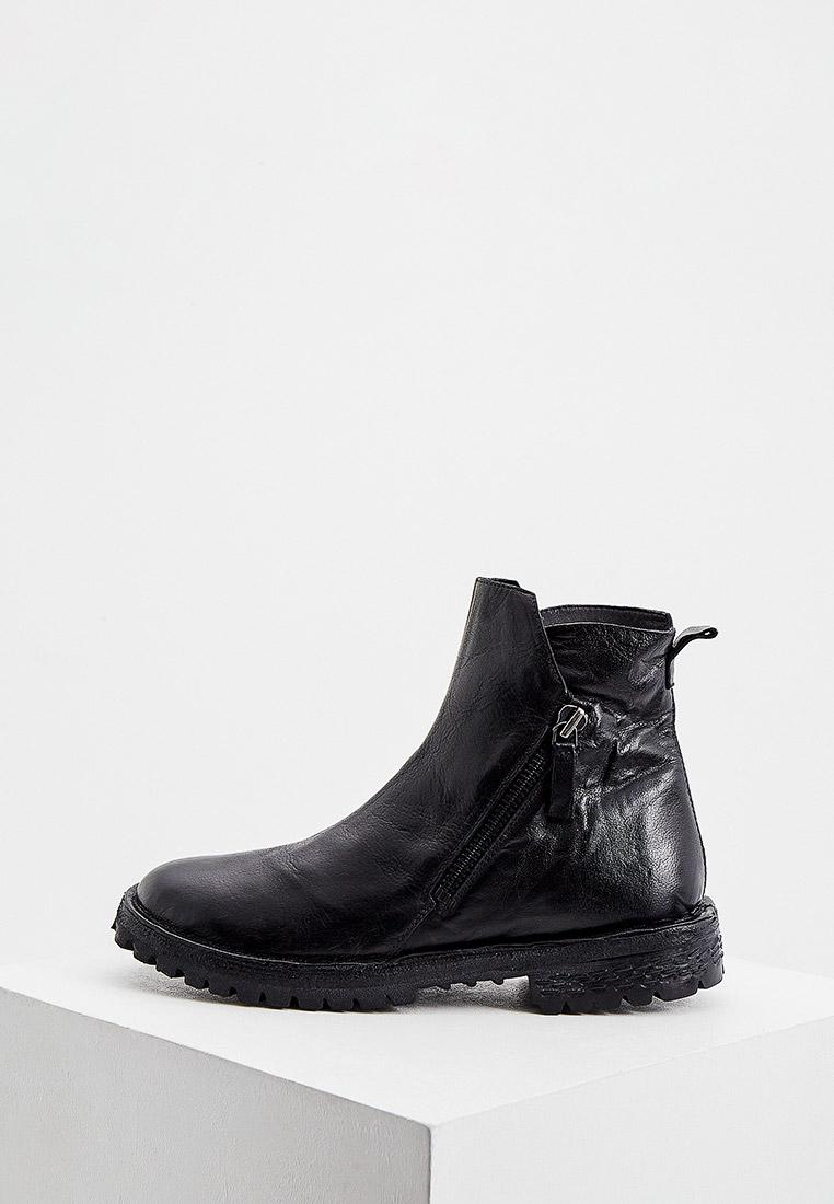 Мужские ботинки Moma (Мома) 2cw150-bt