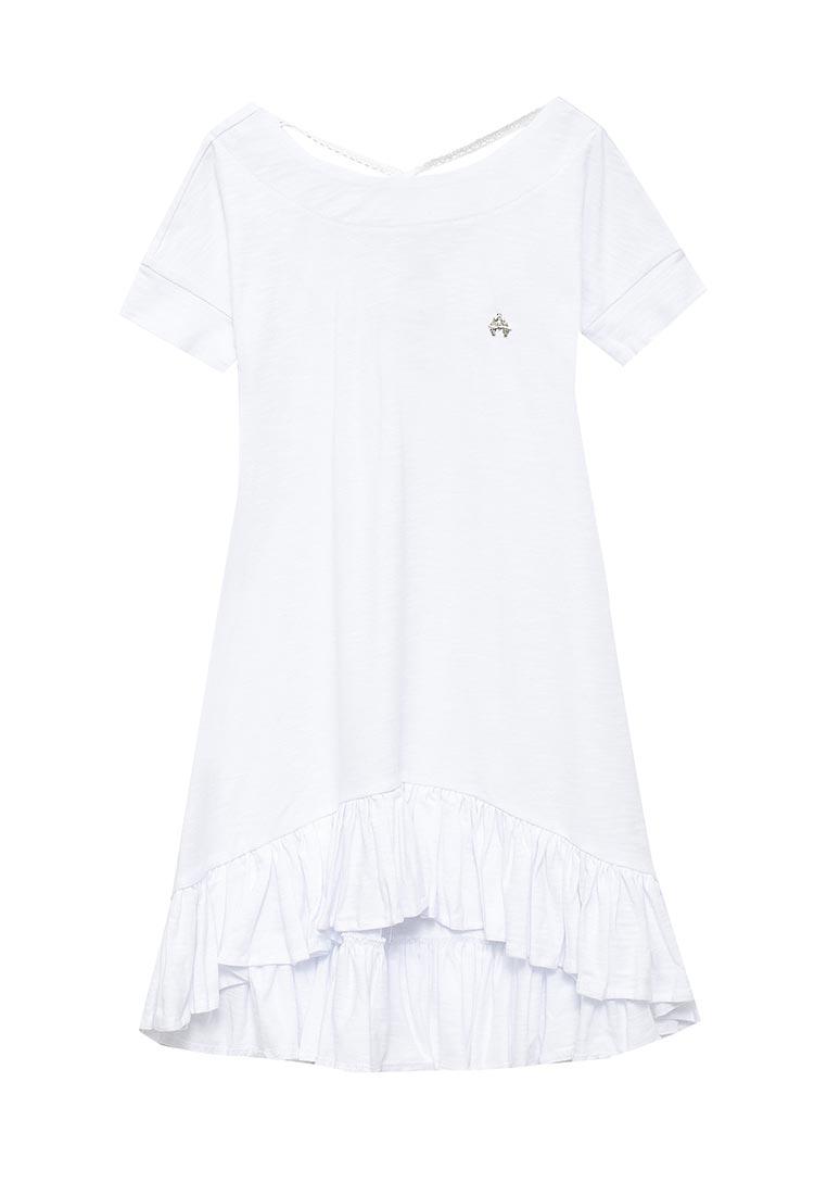 Повседневное платье iRMi (Ирми) 1710910-beliy-110
