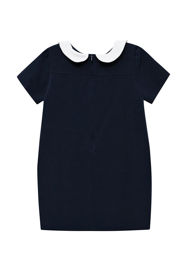 Повседневное платье Shened SH17502синий-116-122: изображение 2