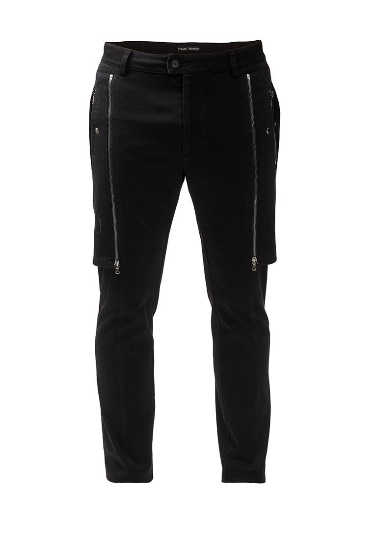 Мужские повседневные брюки Pavel Yerokin BSU-1-черный-44: изображение 3
