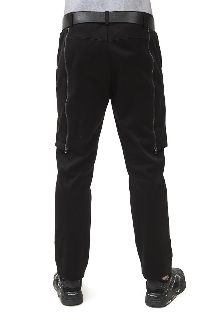 Мужские повседневные брюки Pavel Yerokin BSU-1-черный-44: изображение 5