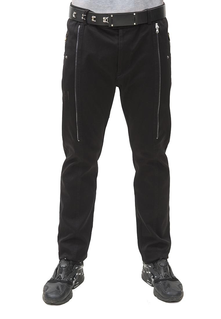 Мужские повседневные брюки Pavel Yerokin BSU-1-черный-44: изображение 6