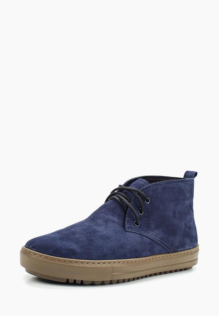 Мужские ботинки POBLENOU PW61VIC-BL-ST-11-40: изображение 6
