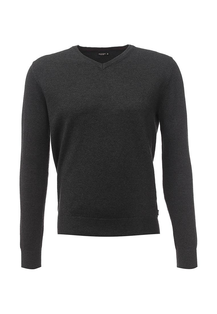 Пуловер Colin's CL1023230_ANTHRACITE_MELANGE_S: изображение 4