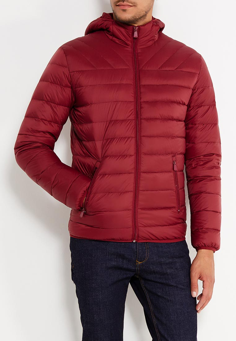 Утепленная куртка Colin's CL1021308_BORDEAUX_S