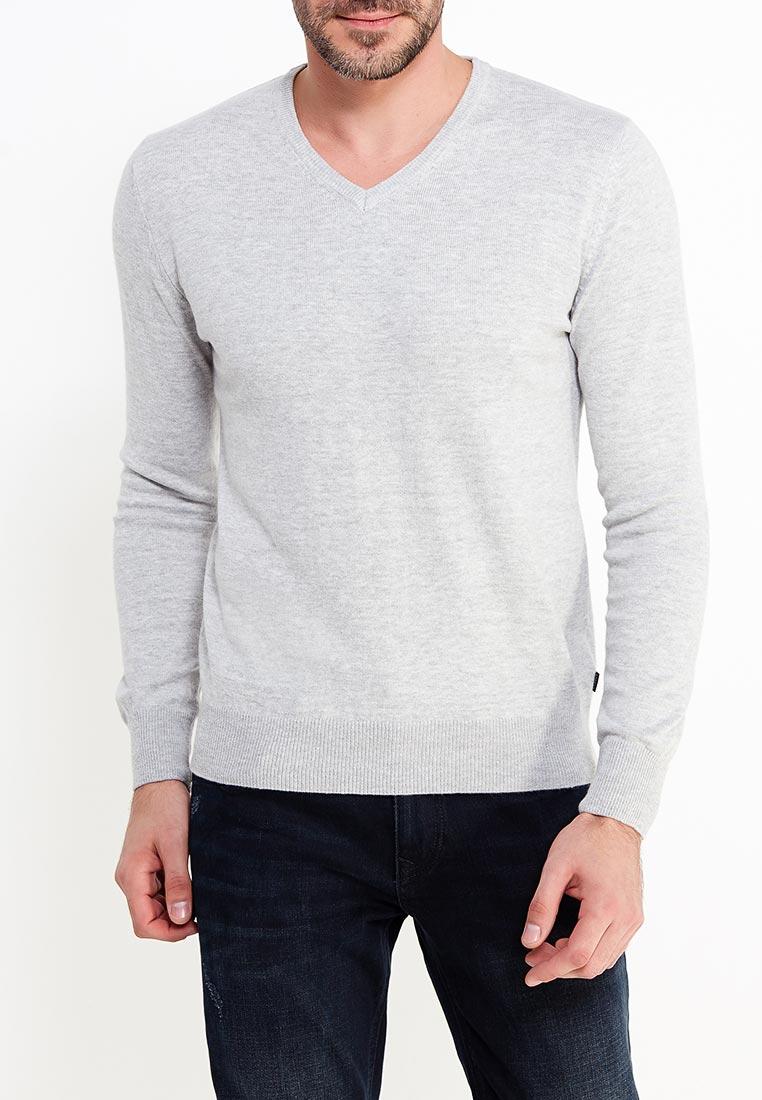 Пуловер Colin's CL1023230_GREY_MELANGE_S