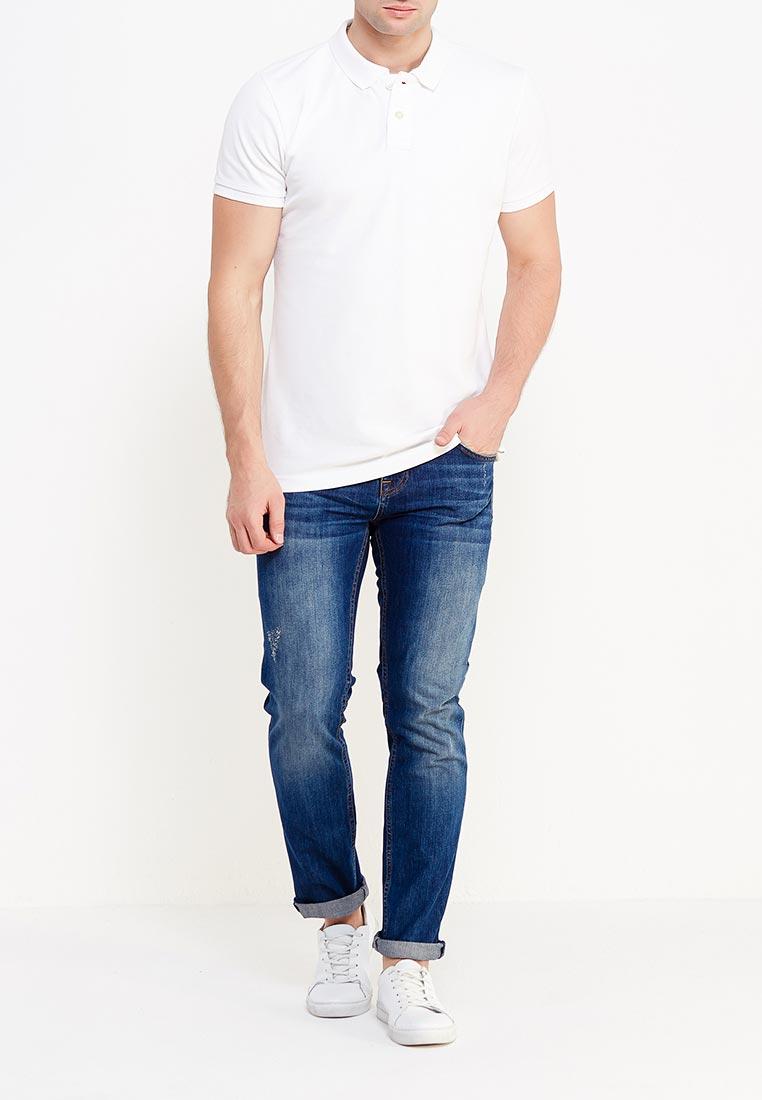 Зауженные джинсы Colin's CL1024814_ROUY_WASH_28/32: изображение 2