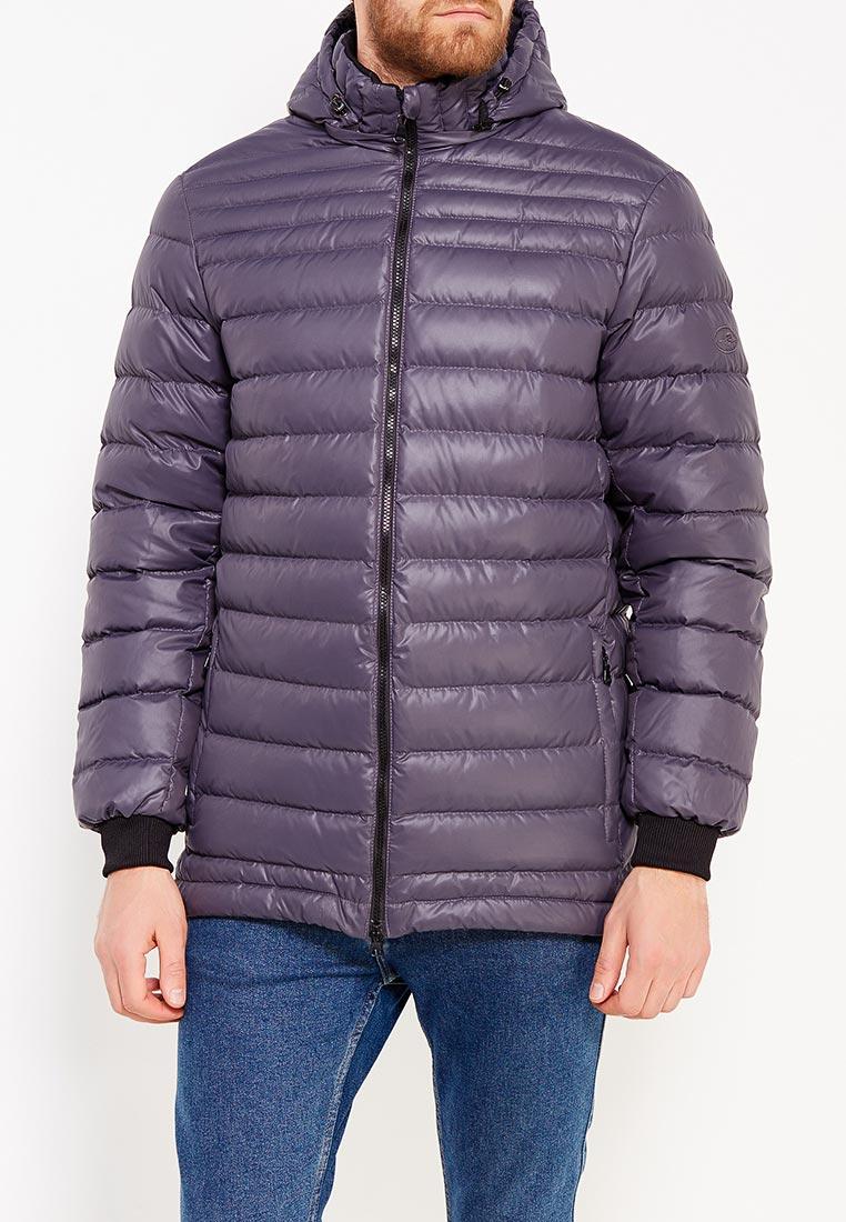 Утепленная куртка IST'OK Честер с капюшоном (Черный) 44/164