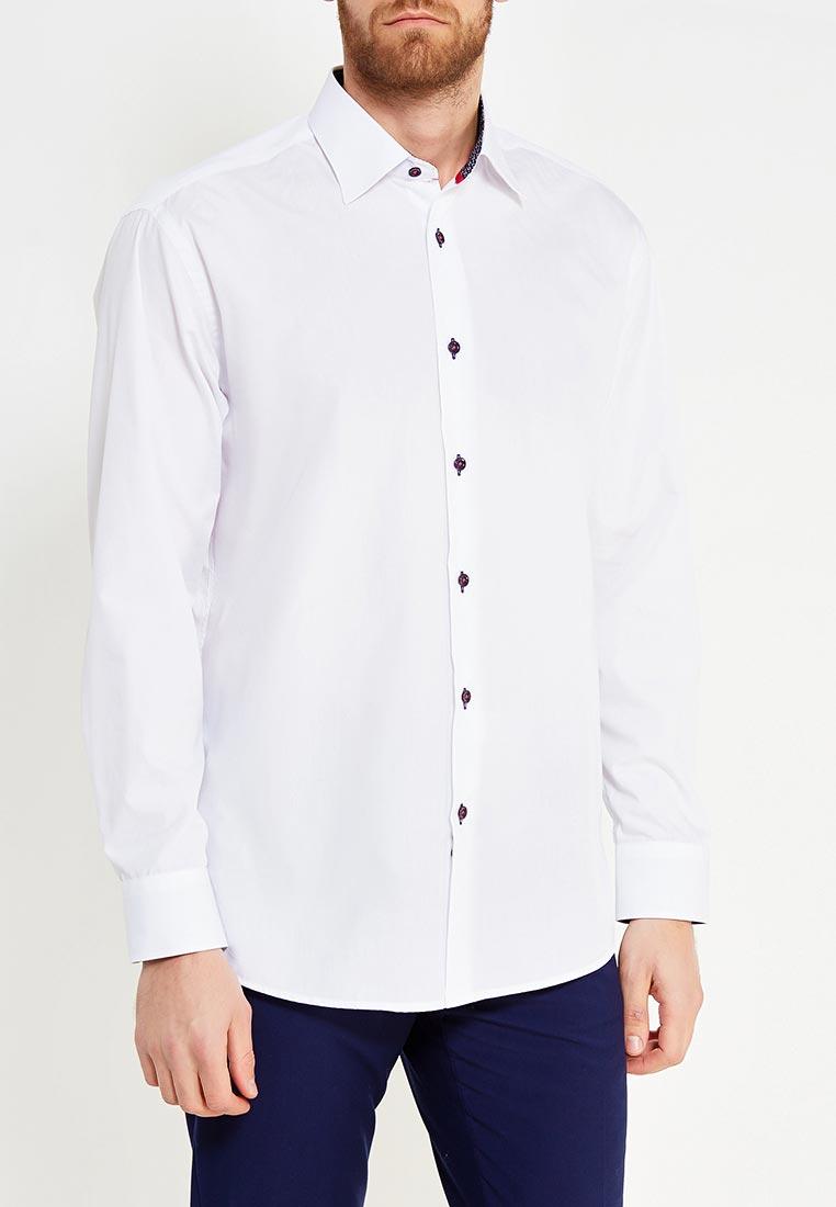 Рубашка с длинным рукавом GREG 100/399/WH/1 (2/42)