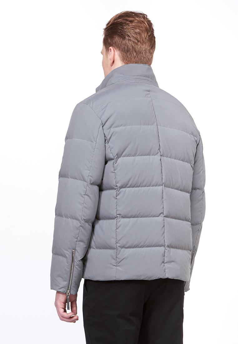 Утепленная куртка 88 Piuma E Piumaggio ROM020LGR_GRAY_M: изображение 2