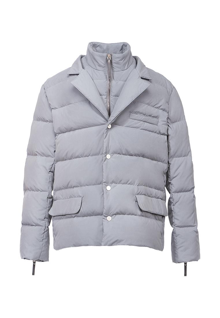 Утепленная куртка 88 Piuma E Piumaggio ROM020LGR_GRAY_M: изображение 3