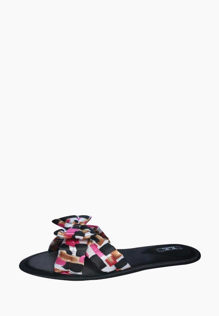 Женская домашняя обувь Petit Pas BBS016 цветной атлас 36: изображение 1