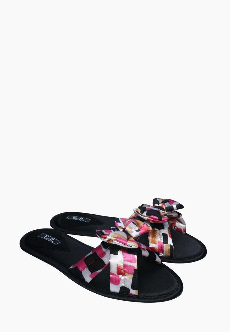 Женская домашняя обувь Petit Pas BBS016 цветной атлас 36: изображение 2
