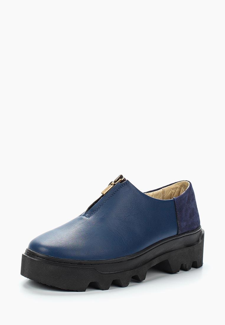 Женские ботинки POBLENOU PS72CAY-BL-LL-01-36
