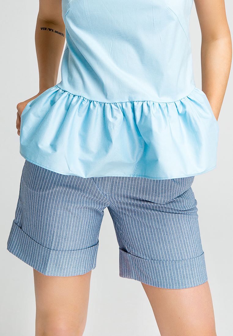 Женские повседневные шорты Elena Andriadi S9001-XS: изображение 3
