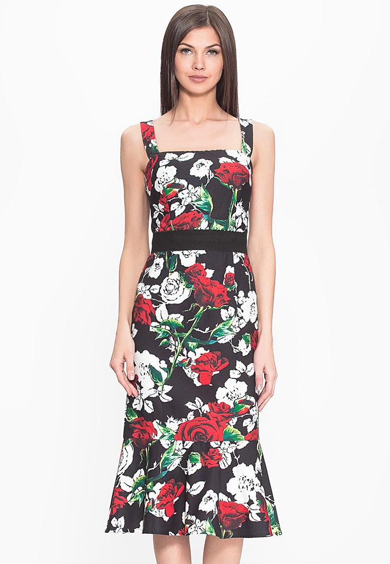 Вечернее / коктейльное платье Cavo CVMC001-mult-S: изображение 3
