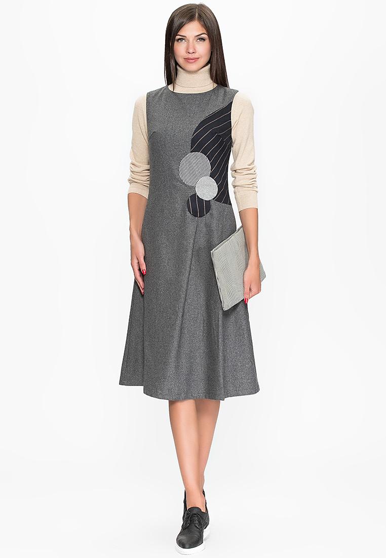 Платье Cavo CVMC1121-grey-S