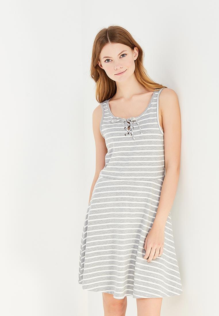 Платье Colin's CL1031077_GREY_MELANGE_XS