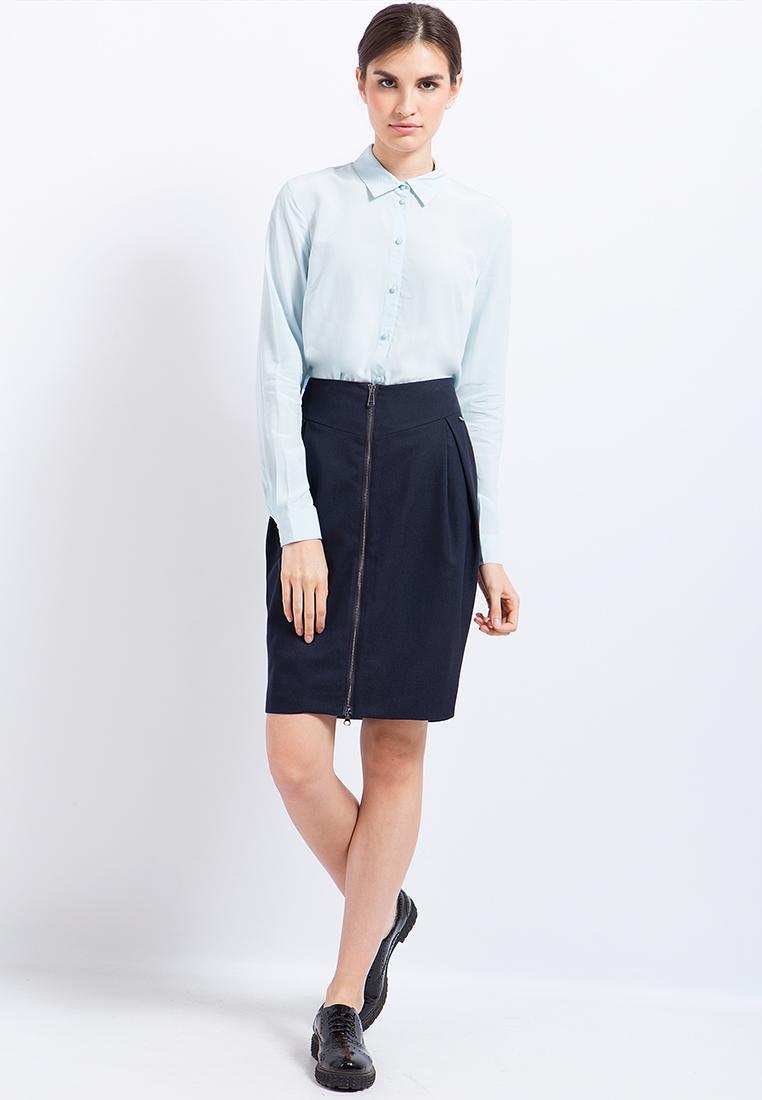 Прямая юбка Finn Flare (Фин Флаер) CA17-17029-101-L