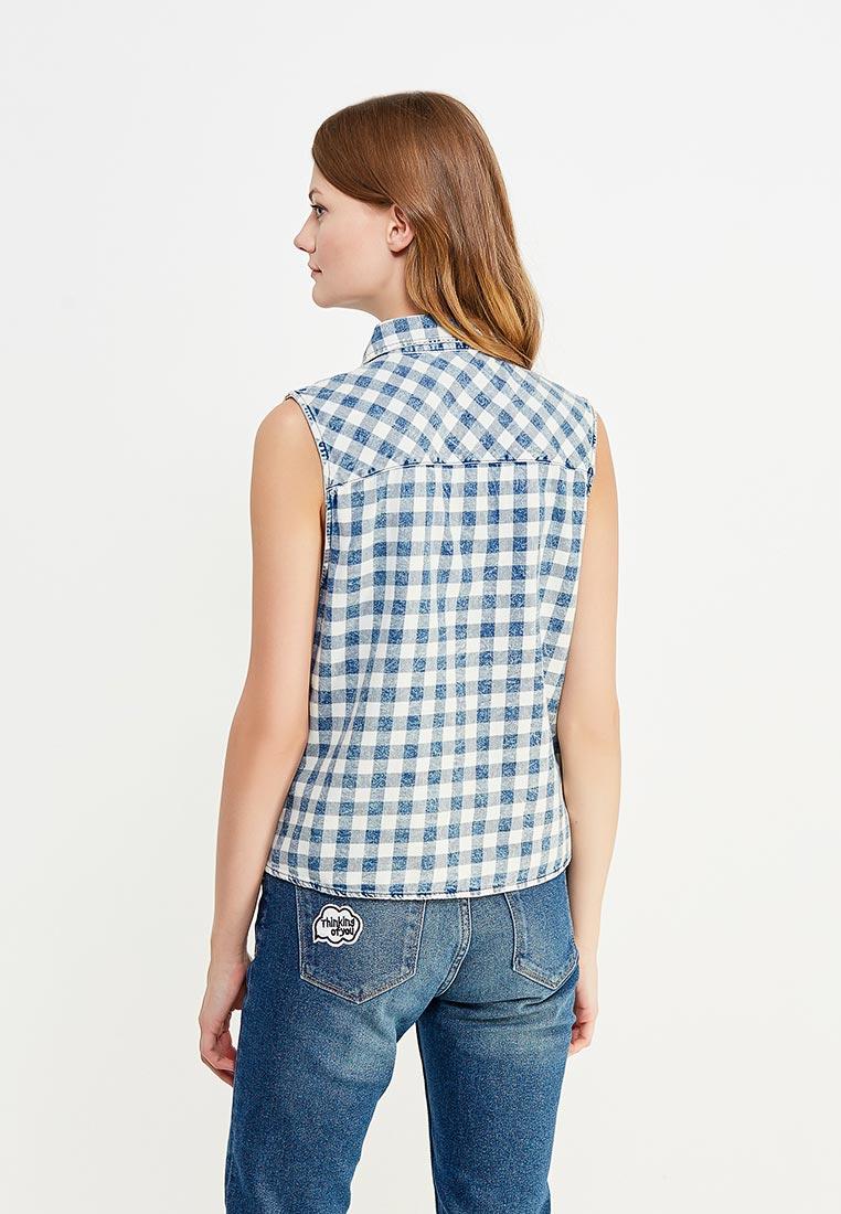 Блуза Colin's CL1020302_INDIGO_BLUE_M: изображение 6