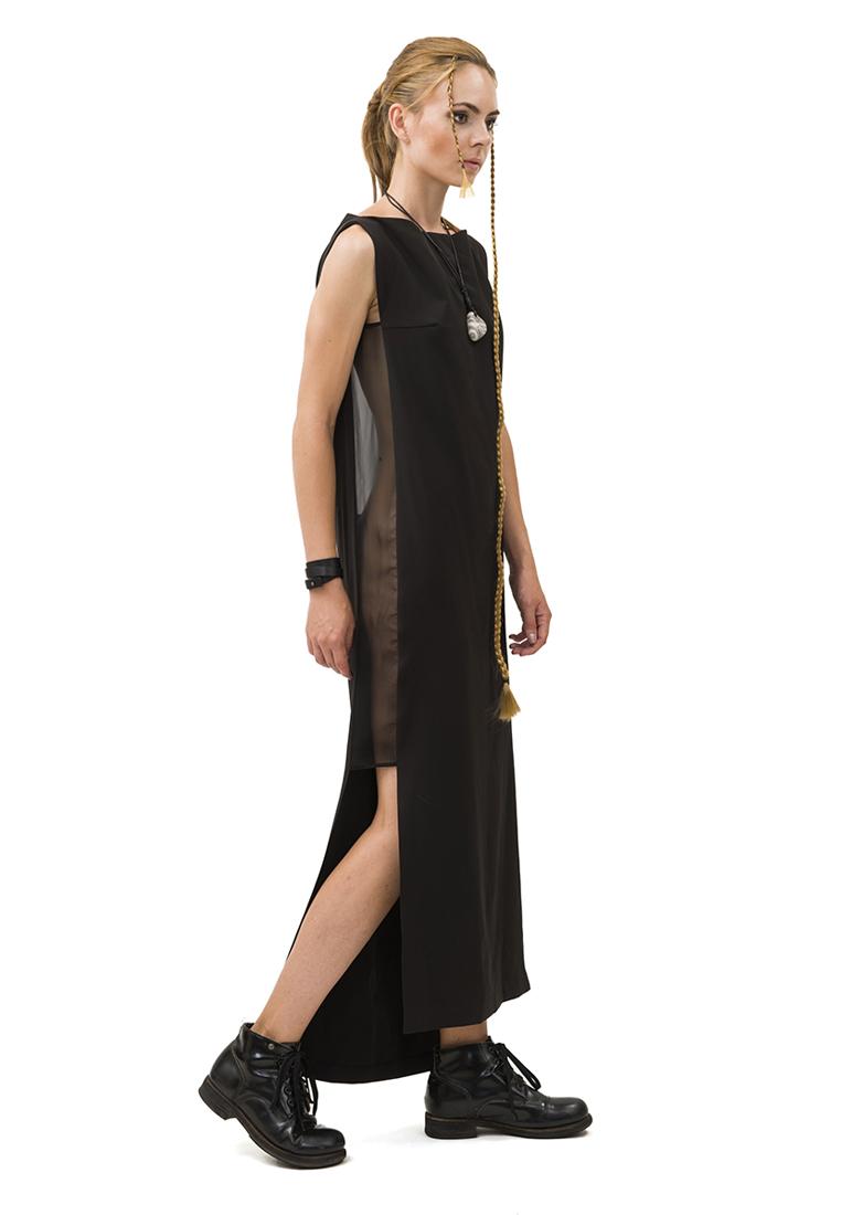 Вечернее / коктейльное платье Pavel Yerokin OZ-60-черный-40: изображение 1