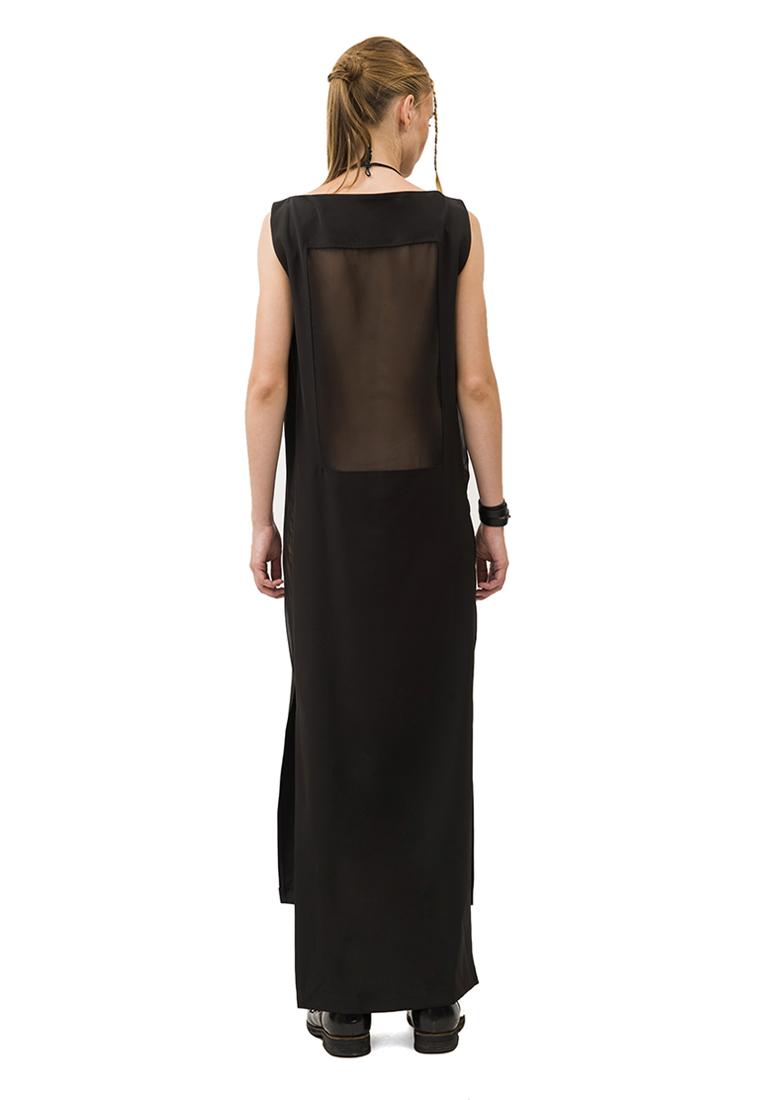 Вечернее / коктейльное платье Pavel Yerokin OZ-60-черный-40: изображение 3
