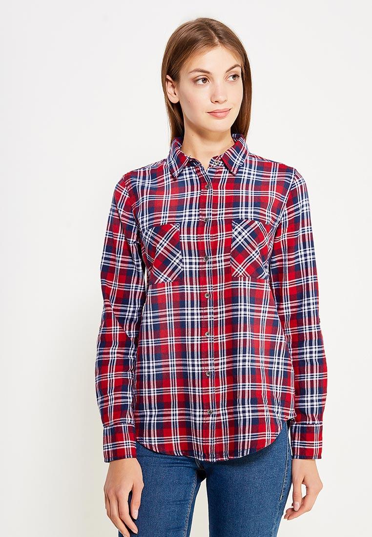 Женские рубашки с длинным рукавом Colin's CL1021176_RED_XS