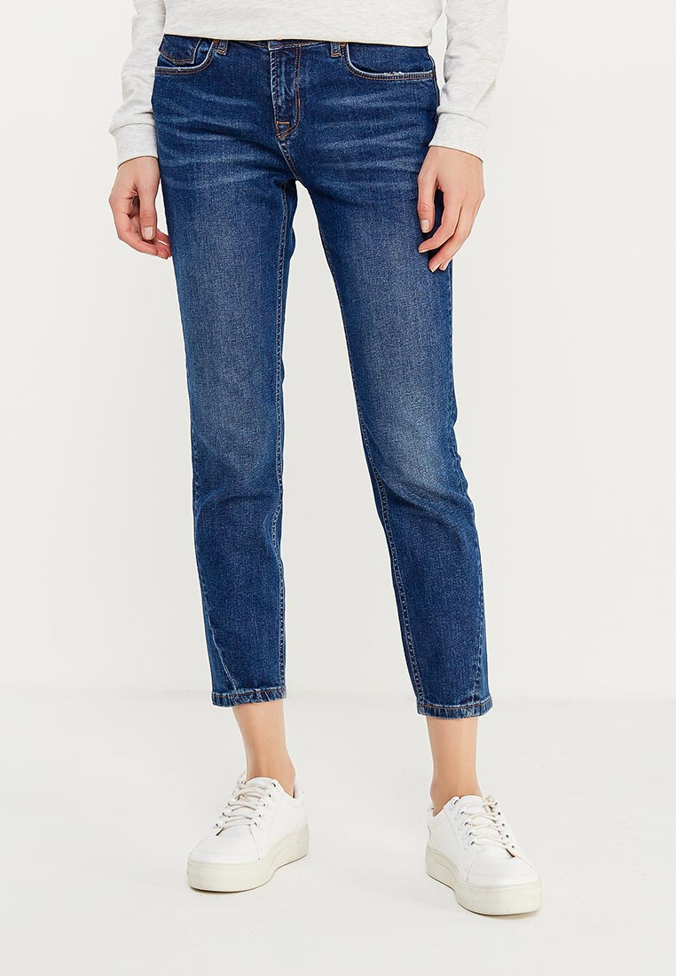 Зауженные джинсы Colin's CL1024466_OPTIMUS_WASH_25