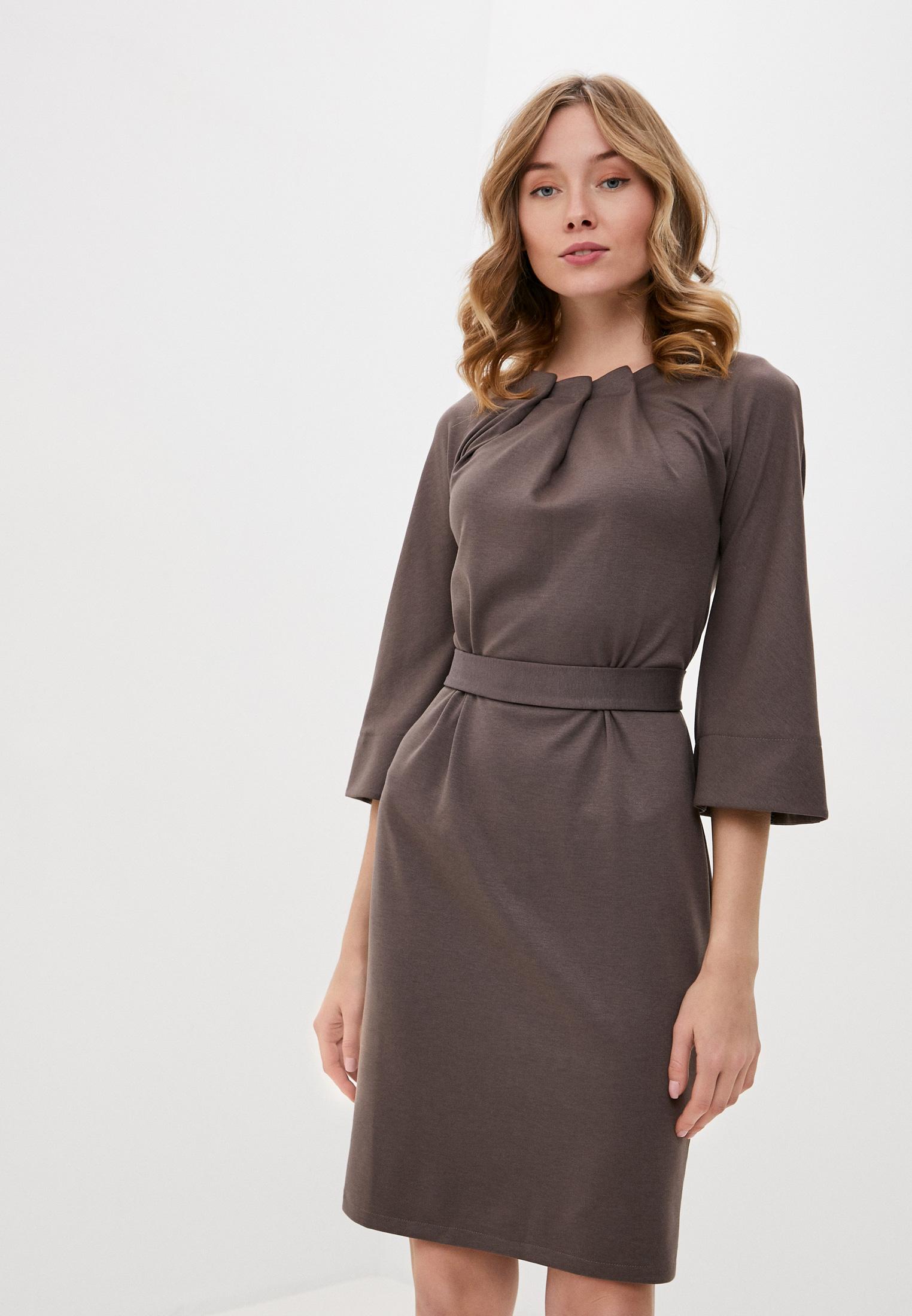 Повседневное платье Alina Assi 11-502-206-Beige-L: изображение 2