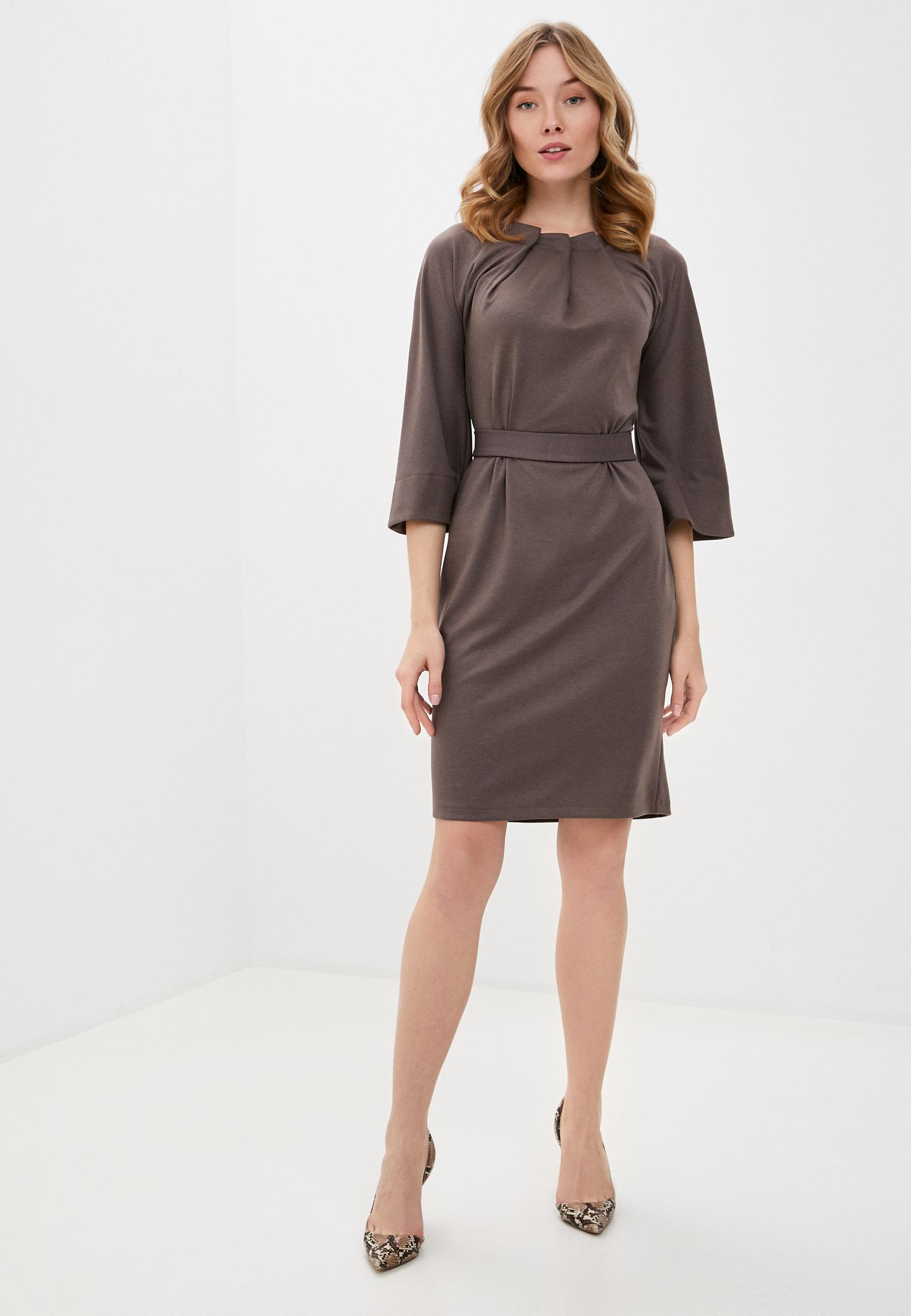 Повседневное платье Alina Assi 11-502-206-Beige-L: изображение 3