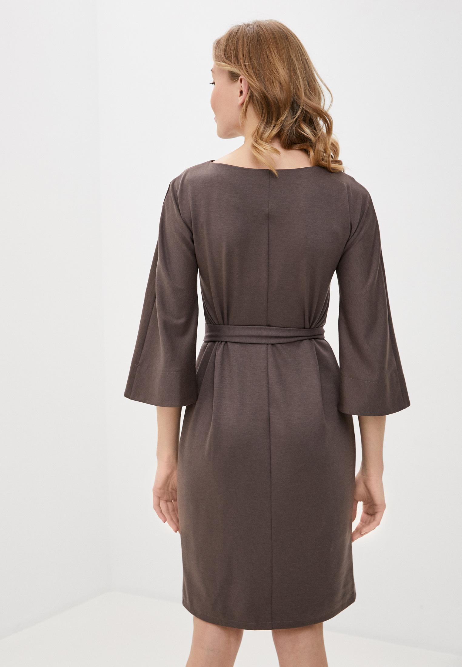 Повседневное платье Alina Assi 11-502-206-Beige-L: изображение 4