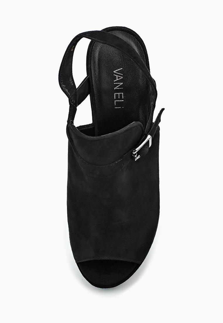 Женские босоножки Vaneli Edik-black-37: изображение 4