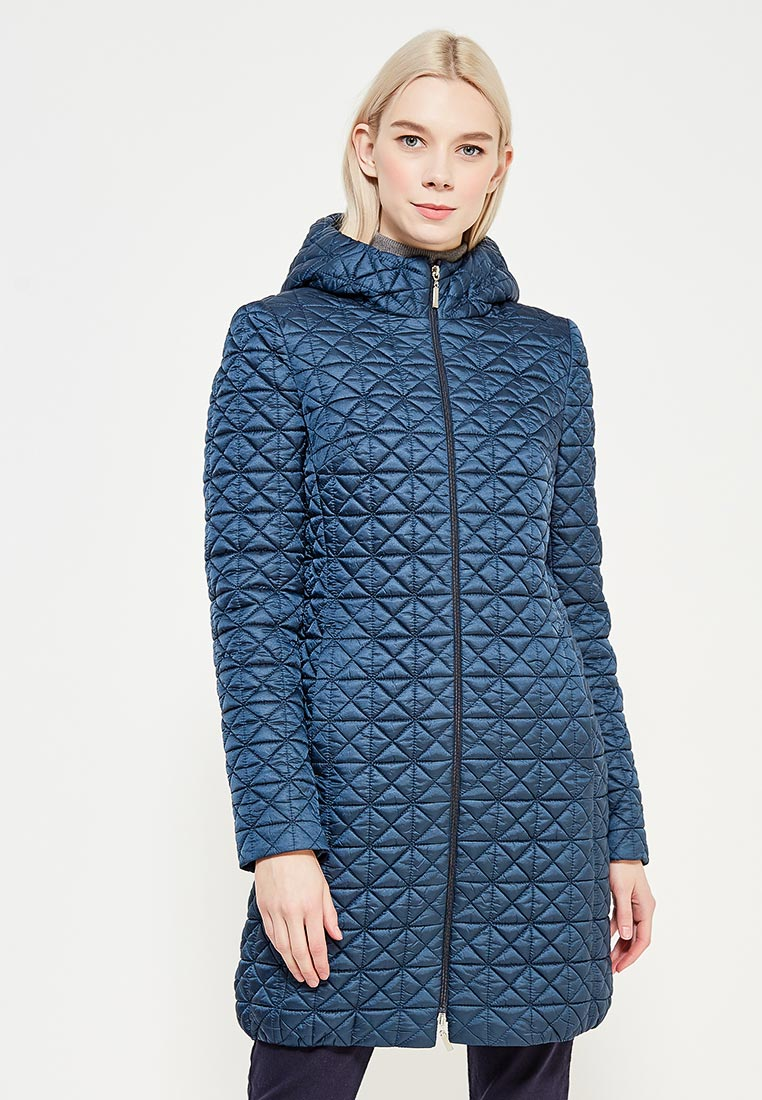 Утепленная куртка Brillare 3-629-60temnaja biruza-44