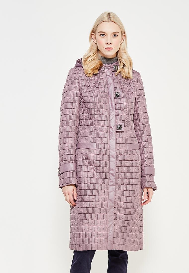 Утепленная куртка Brillare 3-631-66/91temnuj iris-44