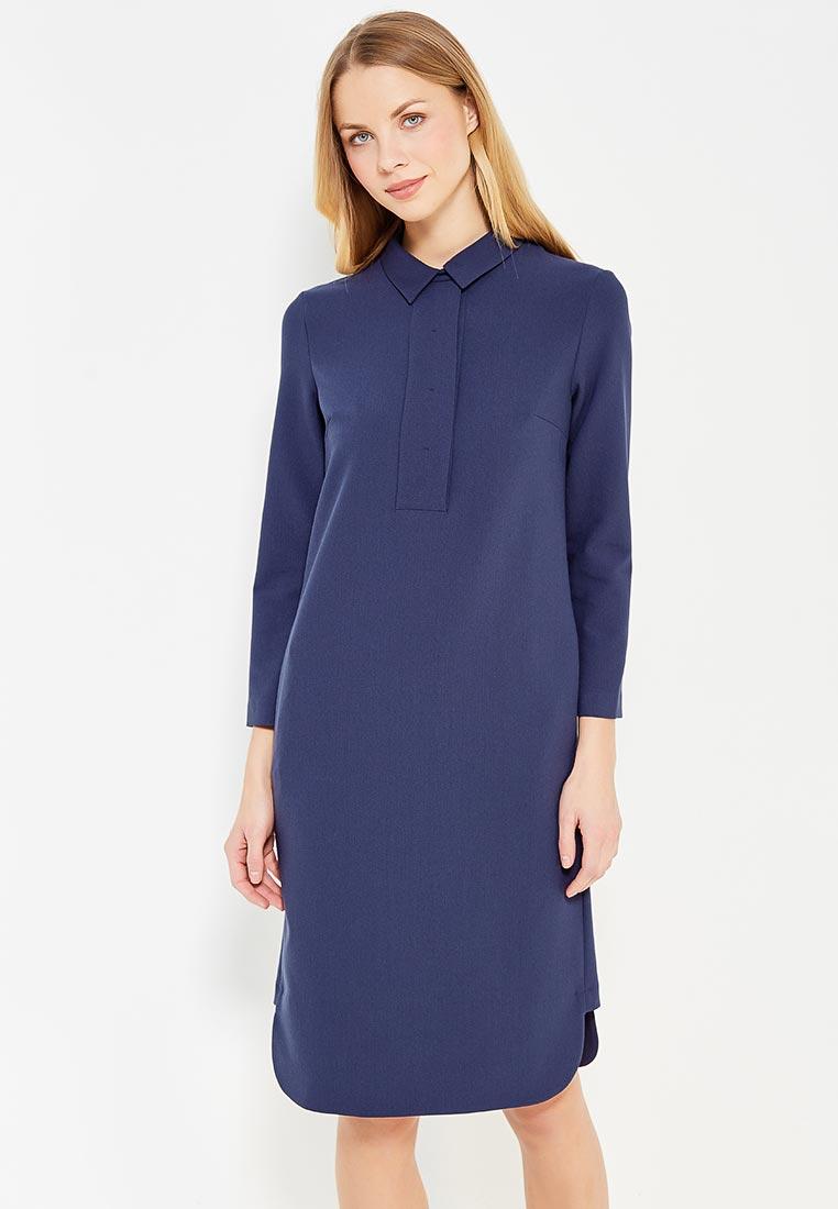 Платье Ofera 3018-36-42-blue
