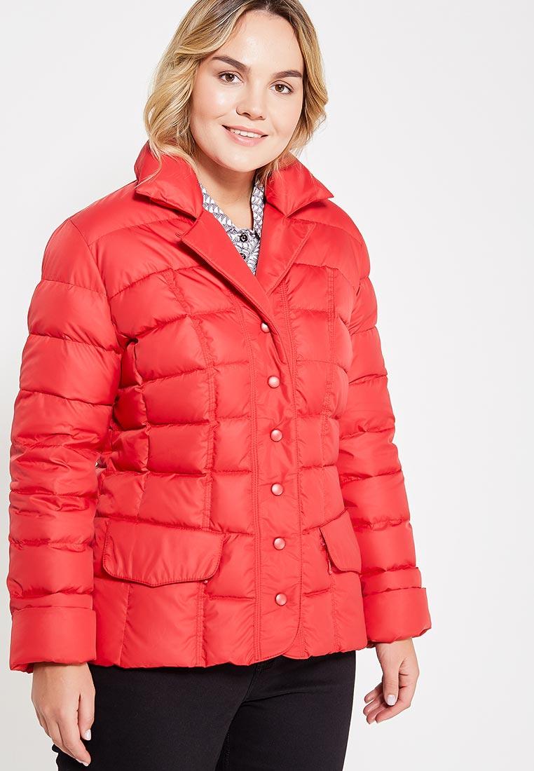 Утепленная куртка IST'OK Леди (Красный) 50