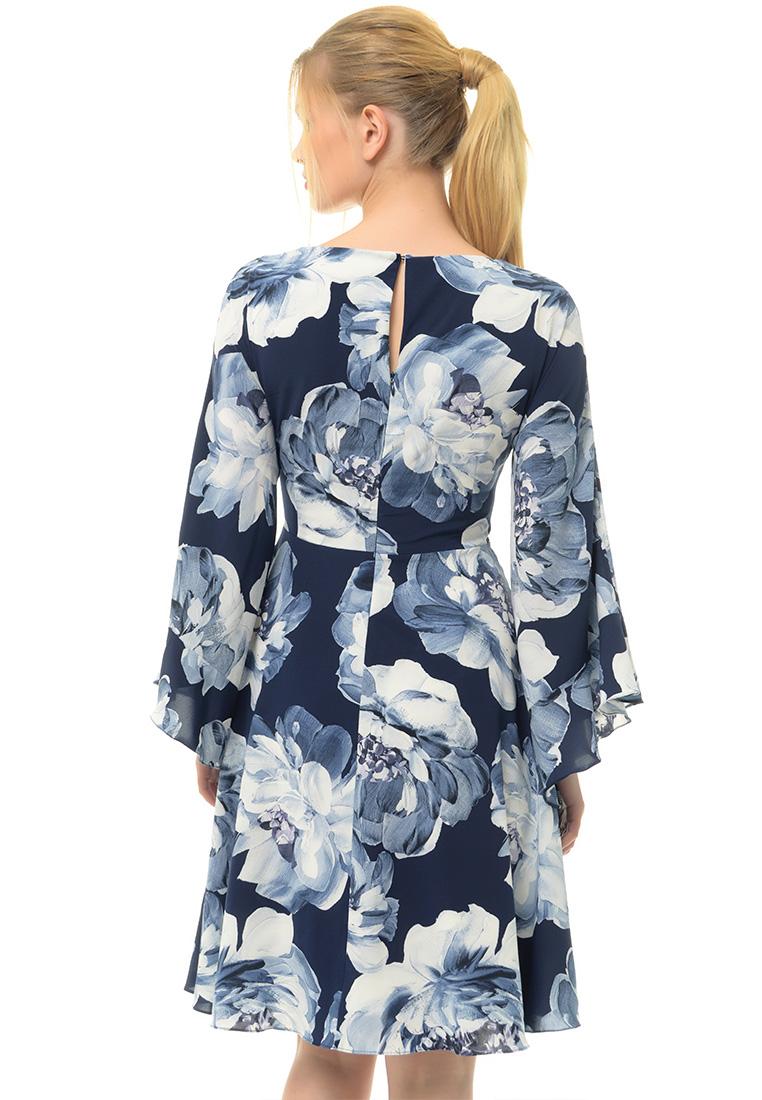 Вечернее / коктейльное платье Arefeva Платье  L9121  Синий L: изображение 3