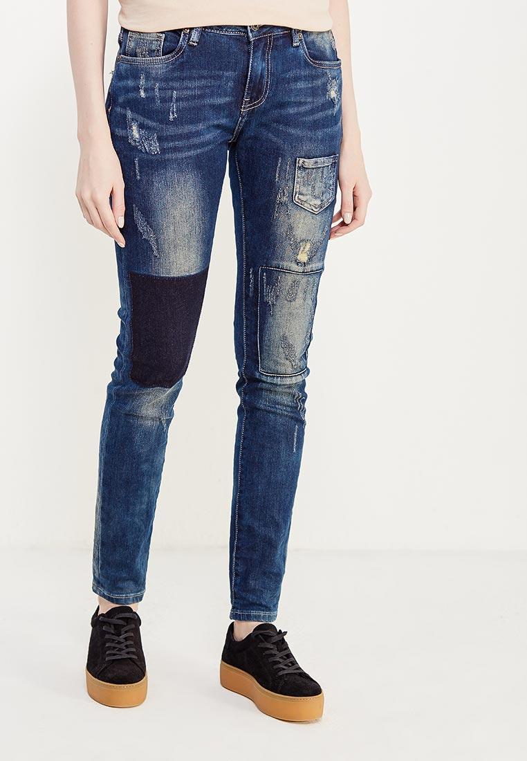 Зауженные джинсы Blue Monkey 1650/100-26/32: изображение 1