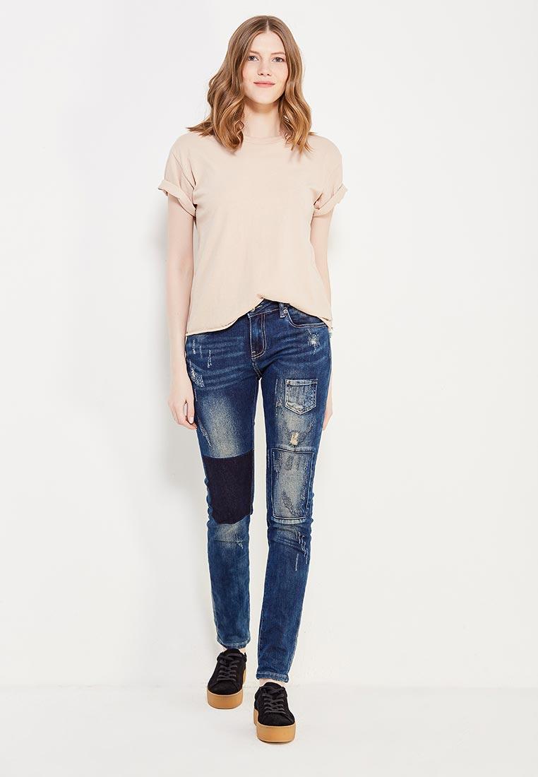 Зауженные джинсы Blue Monkey 1650/100-26/32: изображение 2