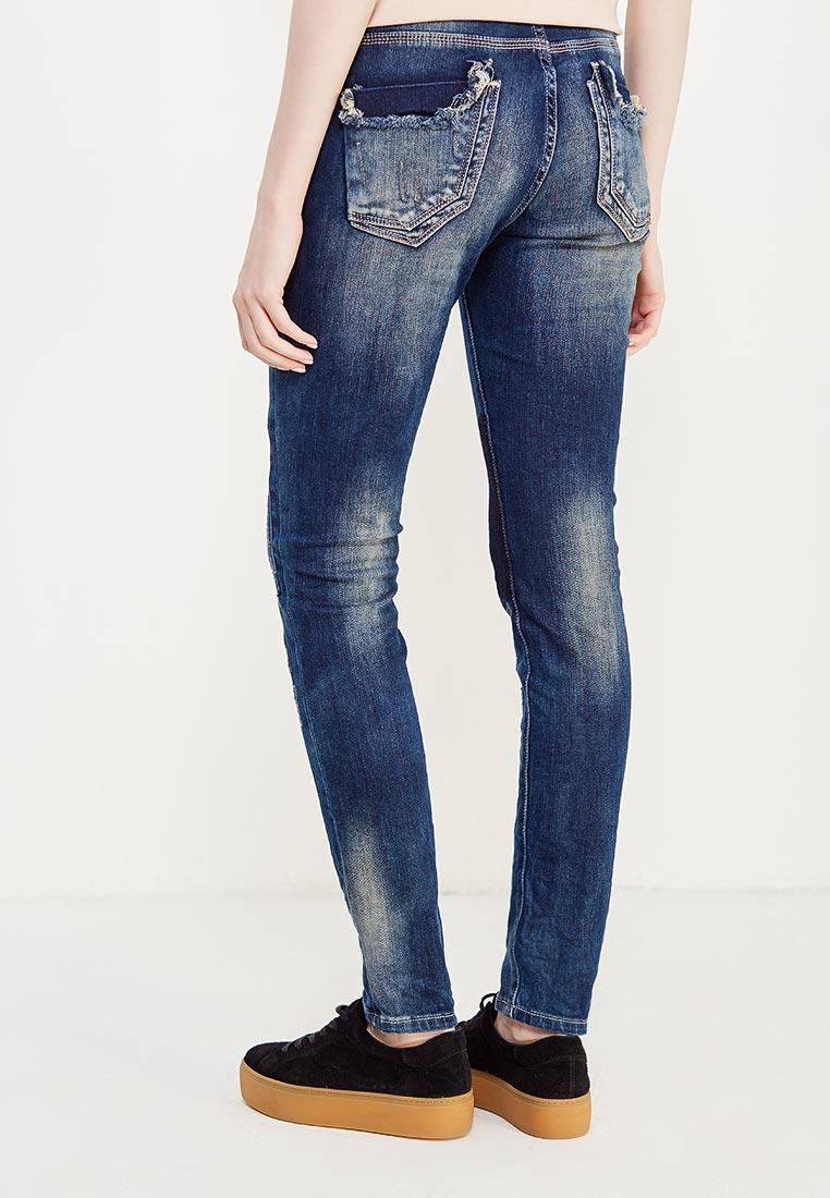 Зауженные джинсы Blue Monkey 1650/100-26/32: изображение 3