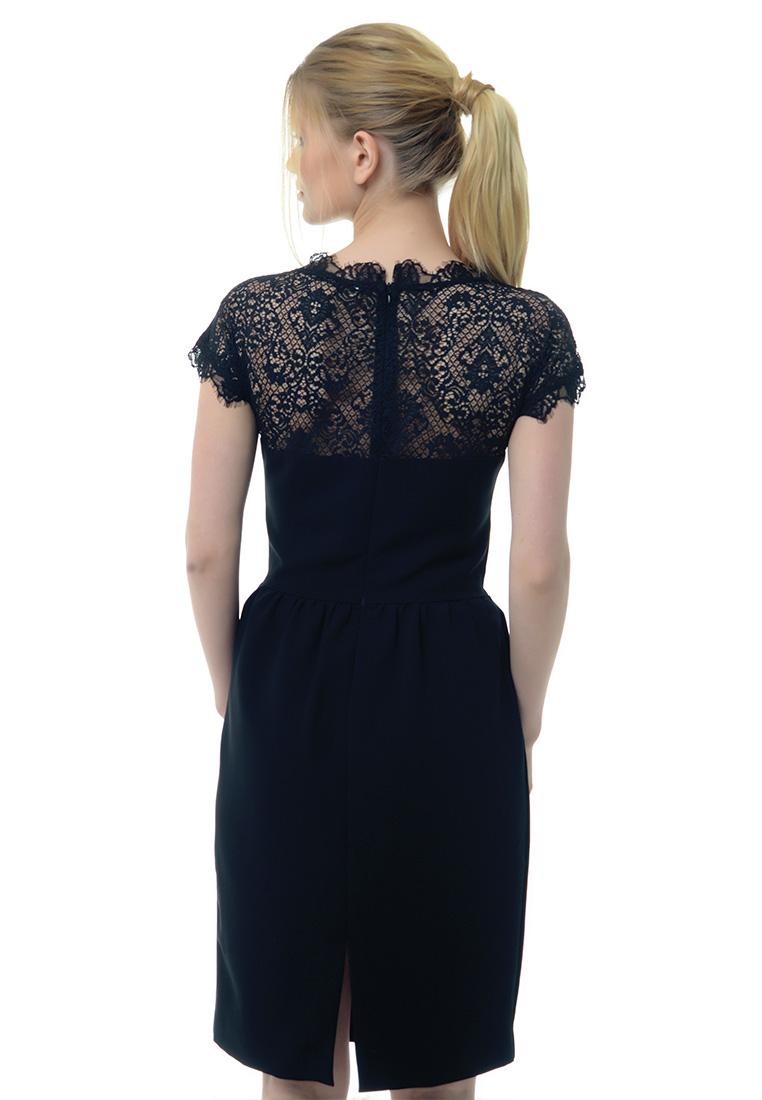 Вечернее / коктейльное платье Arefeva Платье  L9103  Черный L: изображение 2
