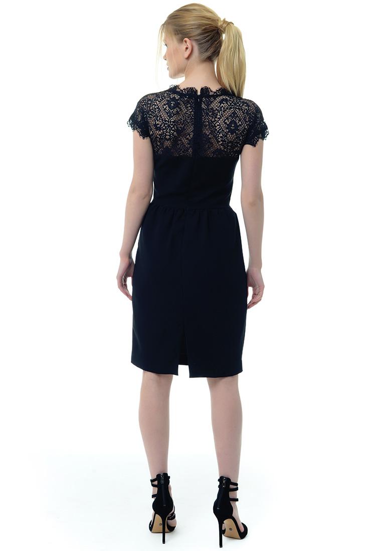 Вечернее / коктейльное платье Arefeva Платье  L9103  Черный L: изображение 4