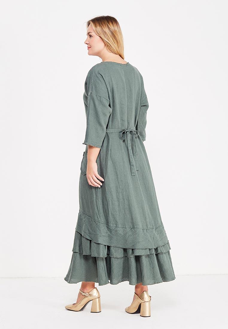 kayros платье из льна купить