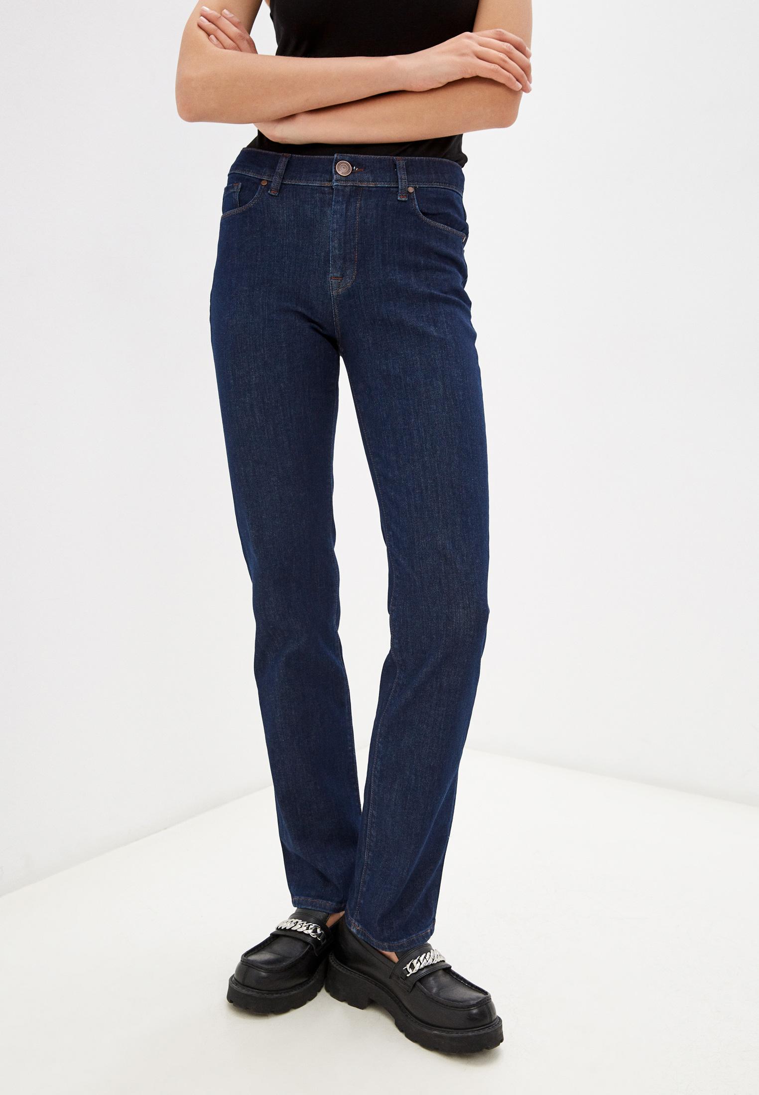 Зауженные джинсы WHITNEY W/B-714-22-KUYT-BLK-1-black-25/30